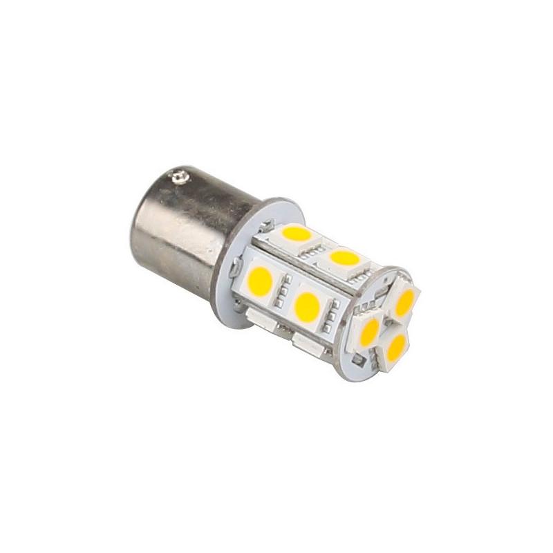 LED AUTO BRAKE LAMP, 1156-13LED, WARM WHITE