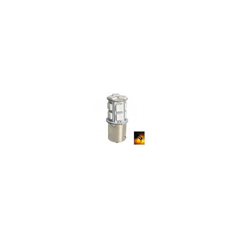 LED AUTO BRAKE LAMP 1156-13LED ORANGE