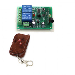 REMOTE 2-WAY RELAY SWITCH NS-2001