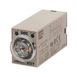 TIMER RELAY 4PDT 110VAC 1S MY-4