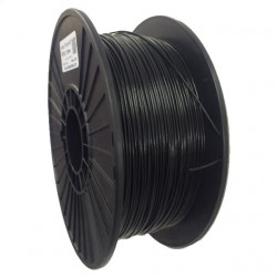 3D PRINTER FILAMENT PETG 1.75MM 1KG BLACK