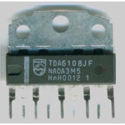 IC TDA6108JF TRIPLE VIDEO OUTPUT AMP