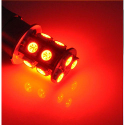 LED AUTO BRAKE LAMP 1157-13LED RED