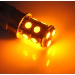 LED AUTO BRAKE LAMP 1157-13LED YELLOW