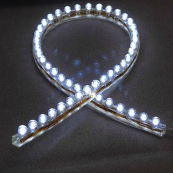 LED ROPE 12VDC 48CM WHITE