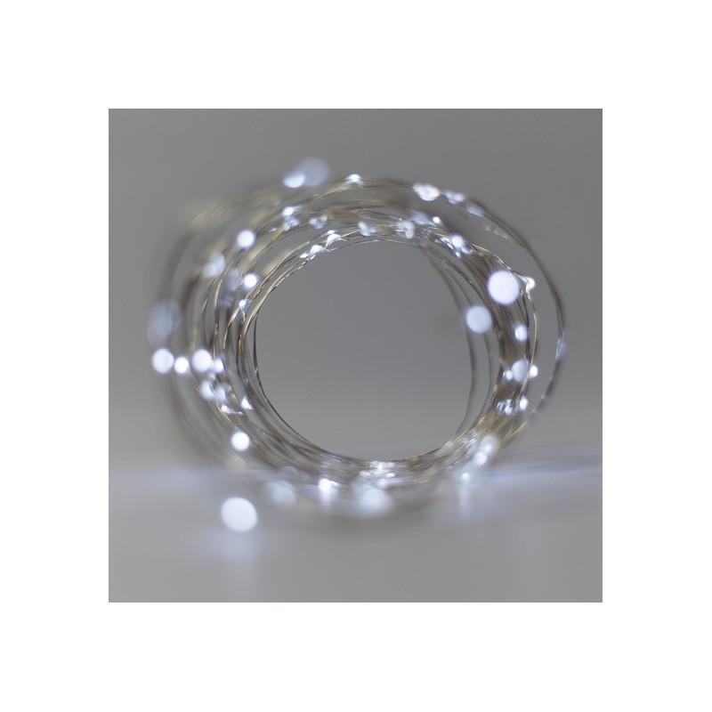 LED STRING LIGHT WHITE EXTEND 3V