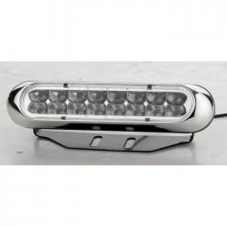 LED STROBE LIGHT KIT IN WHITE 12V