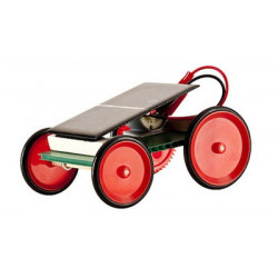 SOLAR DRIVE II SOLAR CAR KIT