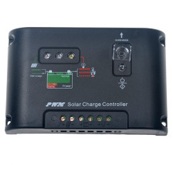 SOLAR SMART CHARGER REGULATOR 12V 10A