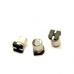 ELECTROLYTIC CAP 50V 4.7UF SMD 10PCS