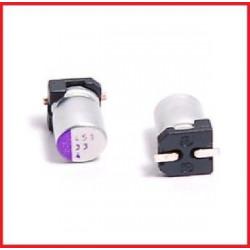 ELECTROLYTIC CAP 4V 33UF SMD 10PCS