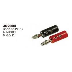 BANANA PLUG JL-0179 / SLF-2004 2PCS