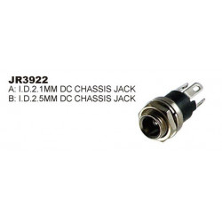 DC POWER JACK 2.5MM SLF-3922B