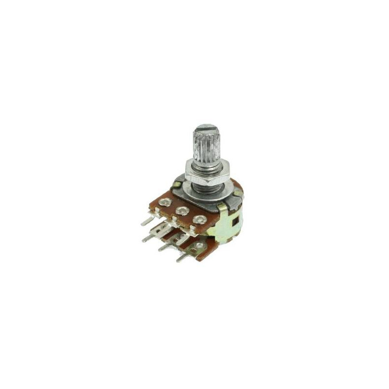 POTENTIOMETER 50KX2(B)