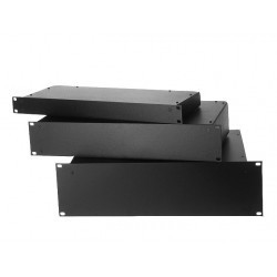 "ENCLOSURE, INSTRUMENT RACK 19"" RACK CABINET 1U-12"