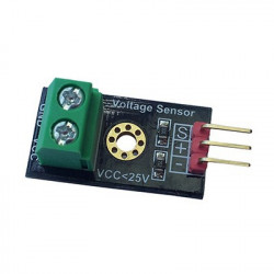 VOLTAGE SENSOR MODULE 0.0245-25V OSEPP