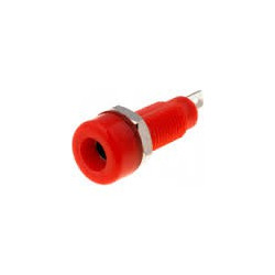 BANANA SOCKET RED PKG/2 MK-82