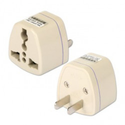 MULTI-POWER PLUG 2 FLAT NORTH AMERICA