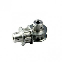 MOTOR PULLEY T5 12 TEETH FOR 5MM SHAFT
