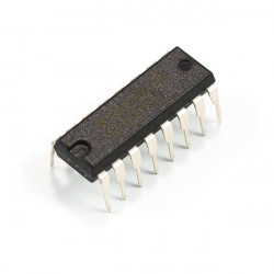 IC 74HCT164 8-BIT SERIAL IN PARALLEL OUT SHIFT REG