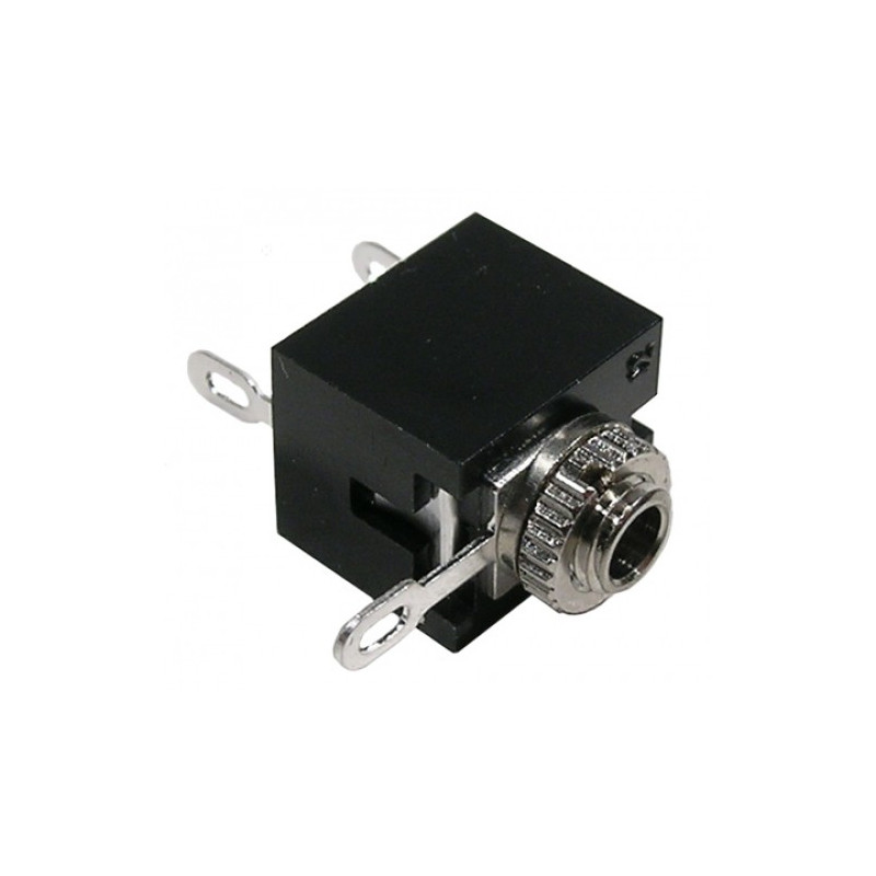 2.5MM STEREO PHONE CHASSIS JACK 24-288-0