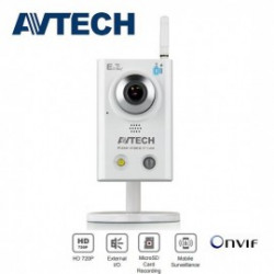 1.3MP WIRELESS IP CAMERA AVN815EZ