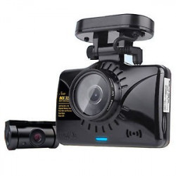 DASH CAMERA  LUKAS LK-9300 DUO WITH 16GB