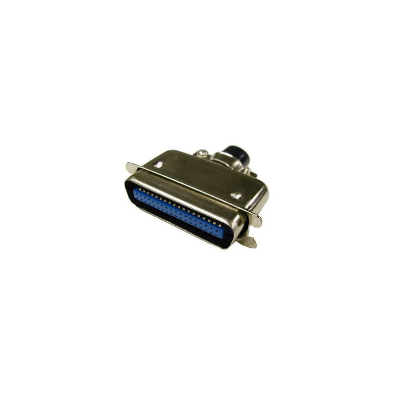 36-PIN CENTRONIC SOLDER TYPE DB-36(