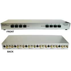 SWITCH BOX S-VI 4-WAY A/V CVS2020
