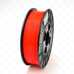 3D PRINTER FILAMENT PLA 1.75MM 0.5KG RED