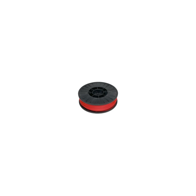 3D PRINTER FILAMENT ABS 1.75MM 0.5KG RED