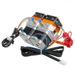 3D PRINTER MK8 DUAL EXTRUDER 1.75MM 0.4MM
