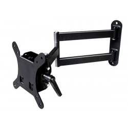 FULL MOTION WALL MOUNT BRACKET 10-24INCH MAX 30LBS