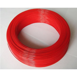 TEFLOW HOOK UP WIRE - UL1332 FEP AWG12 RED