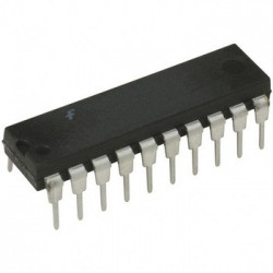 IC MM74C923N 20-KEY ENCODER