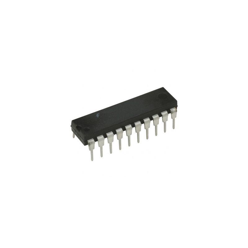 IC MM74C923N 20-KEY ENCODER