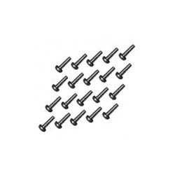 SCREWS FOR HAMMOND 1590 EXCEPT 1590L AND R 10PKG