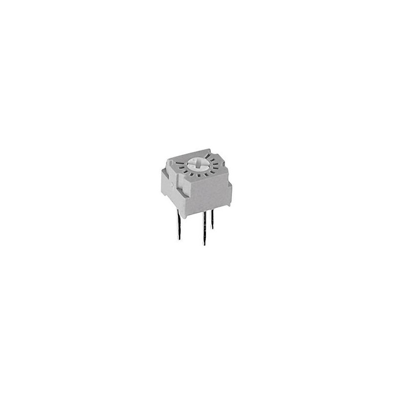 TRIMMER POTENTIOMETER VERTICAL 7.0MM 2K
