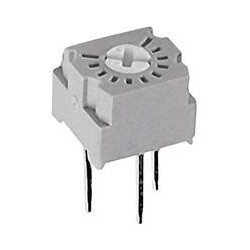 TRIMMER POTENTIOMETER VERTICAL 7.0MM 100K