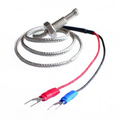 THERMOCOUPLES - K TYPE 800C 2M WRXT-01 STUD MOUNT