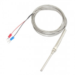 THERMOCOUPLES - K TYPE 800C WRN-291 50MM ROD