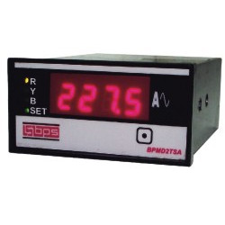 DIGITAL METER PM490AA5 AC AMP METER