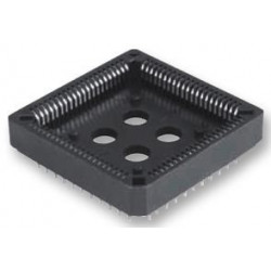 IC SOCKET PLCC 68-PIN