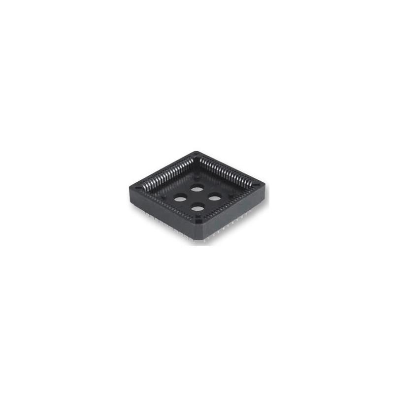 IC SOCKET PLCC 68-PIN