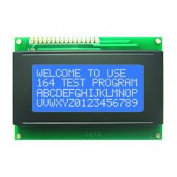 LCD DISPLAY 4X16 CHAR. TC1604A-01