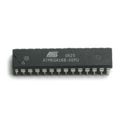 IC ATMEGA168-20PU 28-DIP
