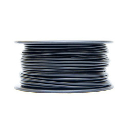3D PRINTER FILAMENT PLA 1.75MM 0.5KG BLACK