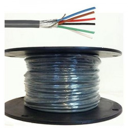 CABLE 6X26AWG SHIELDED CABLE