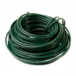 HOOK UP WIRE 14AWG STRANDED OIL-RESISTANT (GREEN)