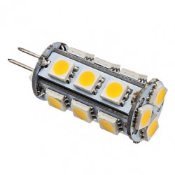 LED G4 LAMP 2PIN 5050 x18LED WARM WHITE